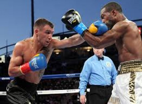 Vasyl Lomachenko proved he was elite by winning nearly every round when he shared the squared circle with featherweight Gary Russell, jr.