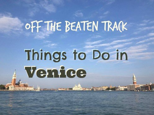 Non-Touristy Things to Do in Venice, Italy