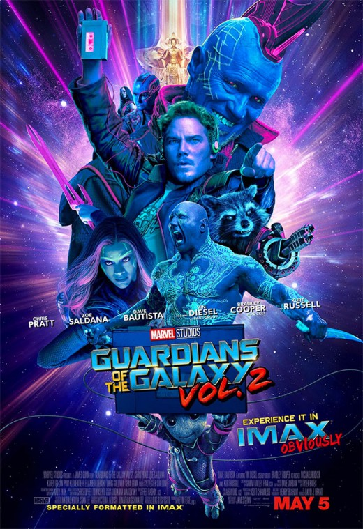 IMAX poster for the film