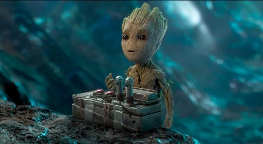 Baby Groot may steal the show but the film has as good an ensemble cast as any entry in the MCU.