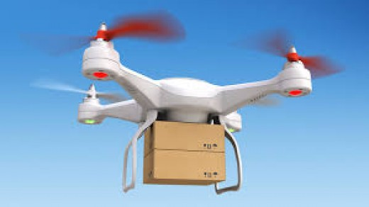 Companies such as UPS and Fed EX will have to adapt and use drone technology or they will become extinct.