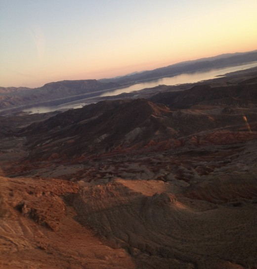 I love the amazing views.