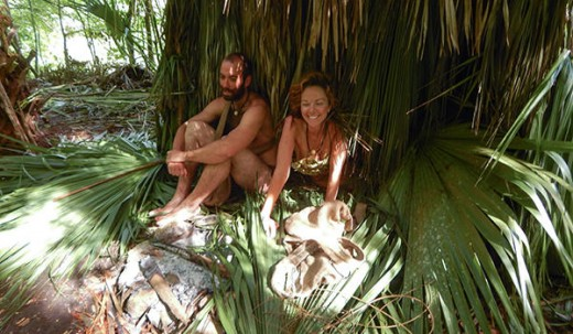 "These two ""Naked and Afraid"" challengers are about to strategize how they can endure their test for 21 days."