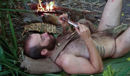 "One thing that all of the challengers on ""Naked and Afraid"" have to face is not vicious snakes, but sheer boredom."