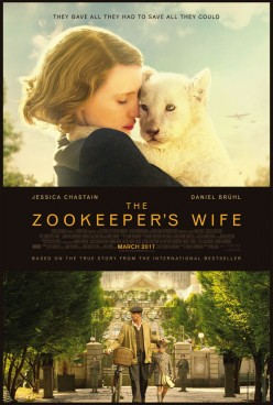 """""""The Zookeeper's Wife"""": Movie Review"""