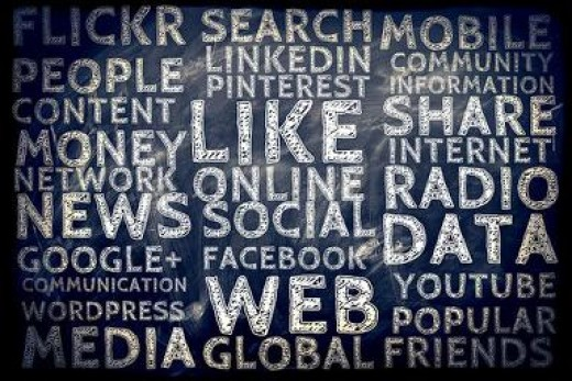 What Social Media outlets have to offer