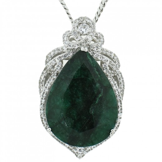 54-carat emerald | Auction King