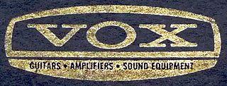Original VOX logo.