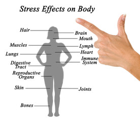 Pain effects many areas