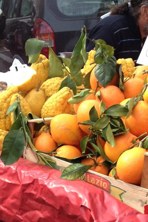 Market Cart in Catania