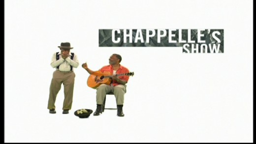 Chappelle's Show opening logo. Image copyright of Comedy Partners.