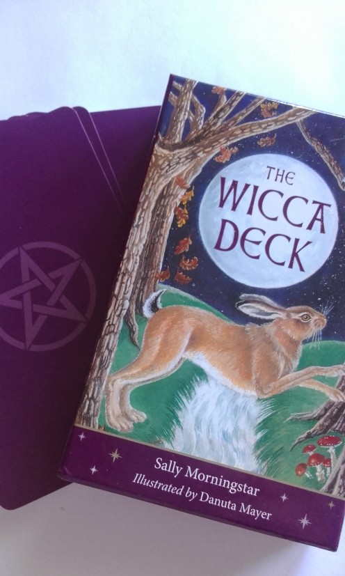 The Wicca Oracle Deck