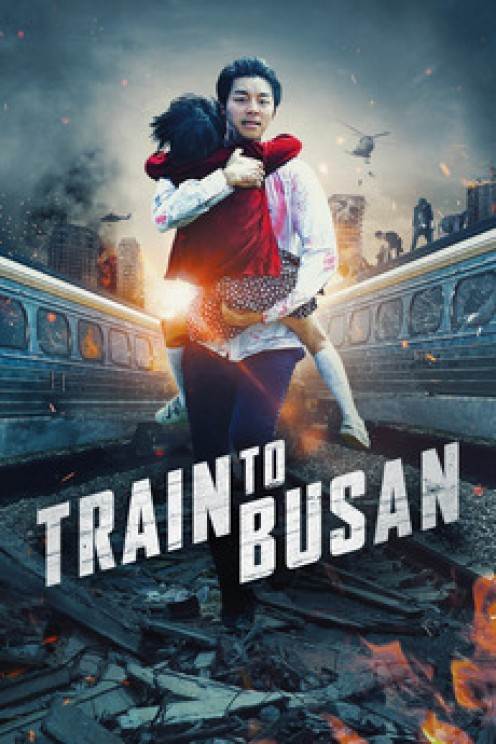 """Rotten Tomatoes: 96% """"Train to Busan delivers a thrillingly unique -- and purely entertaining -- take on the zombie genre, with fully realized characters and plenty of social commentary to underscore the bursts of skillfully staged action."""""""