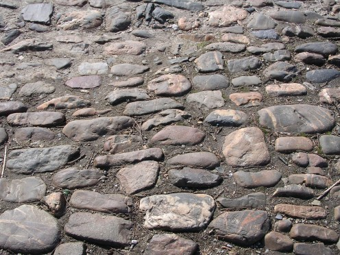 Paving in the Square, Limbourg