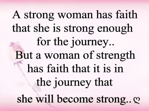 Women's quotes about who they are