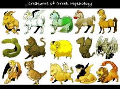 Top Ten Monsters In Greek Mythology