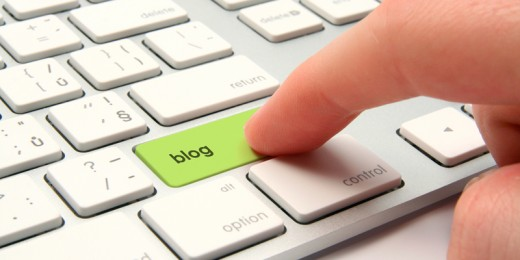 Blog can be full- time