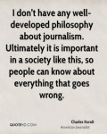Why do people think that mass media is supposed to be unbiased? Was there ever time that it was?
