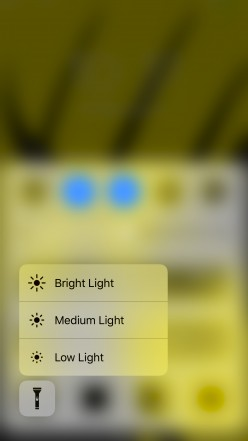 Five Great 3D Touch Shortcuts on iPhone or iPad