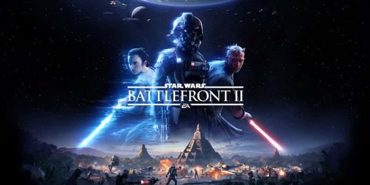 Cover image of Battlefront II