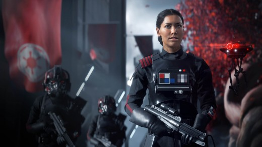 Commander of Inferno Squad