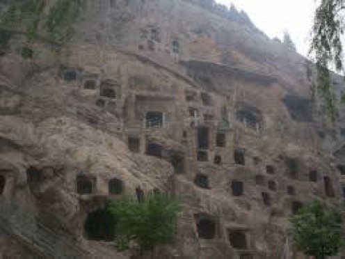 China has millions of homeless people who have taken up residence inside of caves.