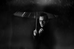 The Umbrella in the Doorway (Poetry by GalaxyRat)