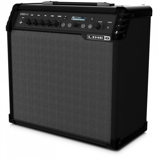 The Line 6 Spider V 60 is one of the top guitar amps under $300.