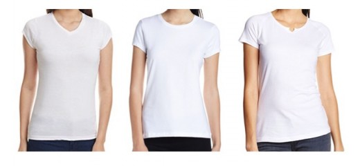Basic White Tees