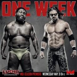 All Night Long II: Mack vs. Mundo (A Lucha Underground Preview)