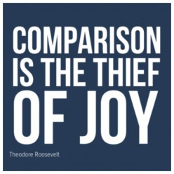 Comparison is a Lie: A Devotion of Encouragement