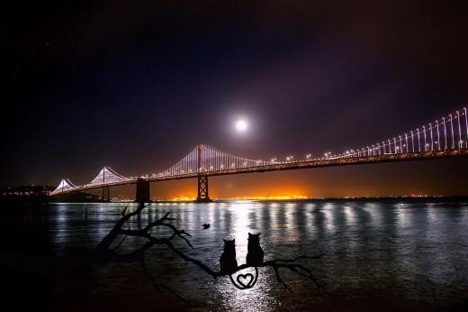 Bay Bridge, Oakland