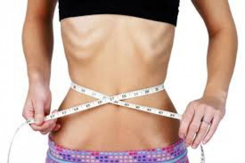 I know it has to be hard but anyone with anorexia should seek medical help as soon as possible.