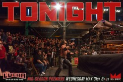 Lucha Underground Running Diary: All Night Long II