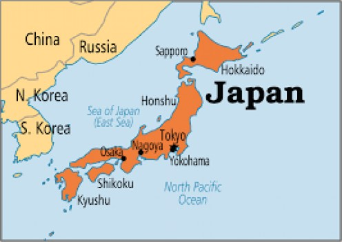 Japan has a population that exceeds 127 million people and Japan has the highest life expectancy of anywhere in the world.