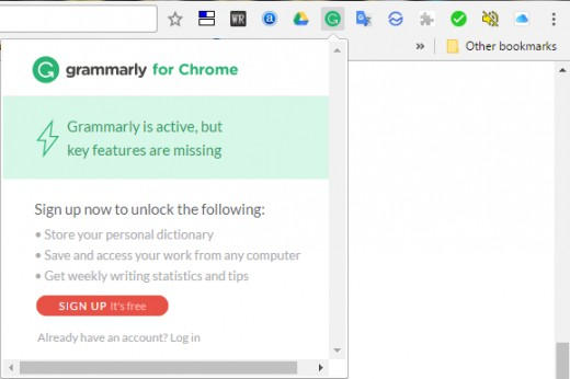 Grammarly installed as an extension is a favorite for me