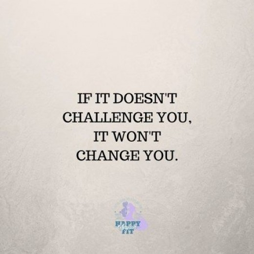 Change is Challenging but it has to be