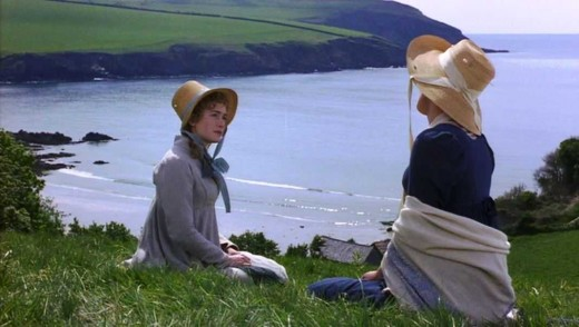 Kate Winslet in Sense and Sensibility (1995)
