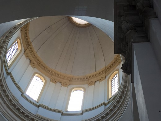 Dome of Padua Cathedral
