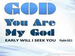 You Are_God