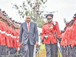Why Uhuru Kenyatta of Kenya Should be Re-elected