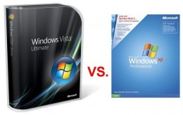 XP Vs Vista