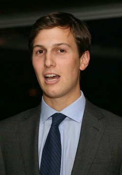 "Will The Kushner Family Be Indicted 4 ""PEDDLING RE Dealz"" In X-Change For Visas ??"
