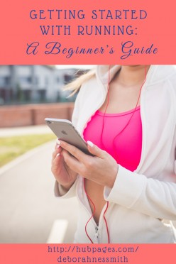 Getting started with running: A Beginner's Guide