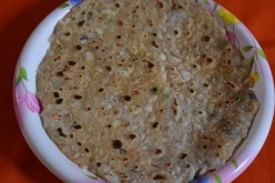 How to Make Cabbage and Onion Pancake or Paratha
