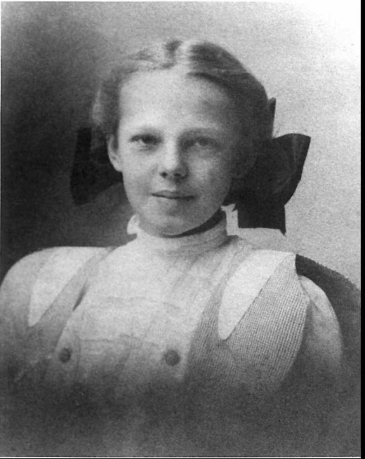 10 Year Old Amelia Earhart