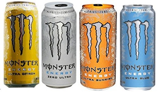 Top 10 Insane Monster Energy Drink Facts Delishably