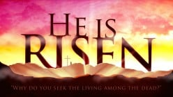 The Resurrection of The Lord Jesus Christ!!! (6/5/2017, Message#83)