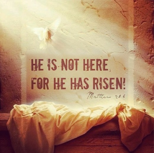 The Resurrection Give Humanity True Hope, For All Eternity!!!