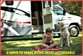 8 Clever Ways to Save Money When RVing